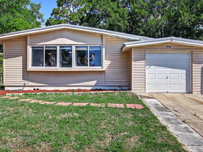32086 Single Family Home For Sale: 910 Palermo Rd
