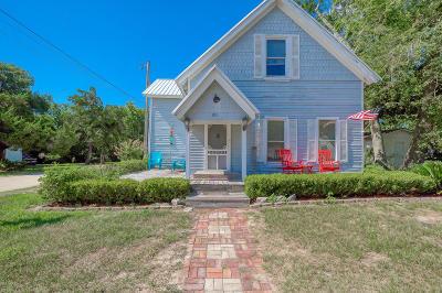 Single Family Home For Sale: 801 San Fernando St