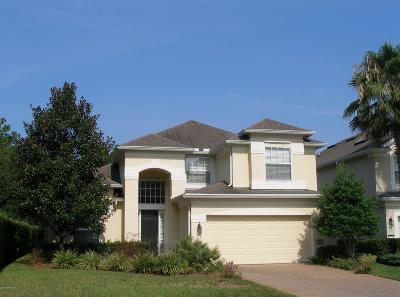 Jacksonville, St Augustine Single Family Home For Sale: 9308 Rosewater Ln