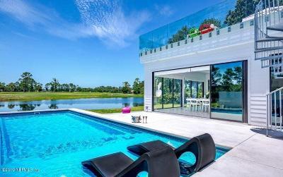 Jacksonville Single Family Home For Sale: 8150 Hunters Grove Rd