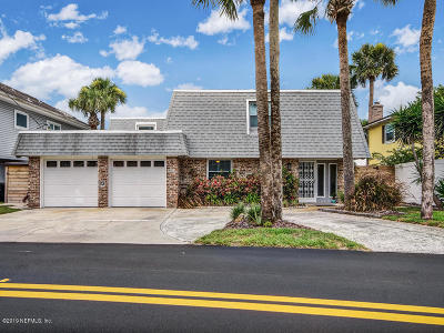 Atlantic Beach Single Family Home For Sale: 962 Ocean Blvd