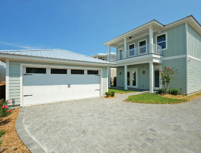 Neptune Beach Single Family Home For Sale: 232 Davis St