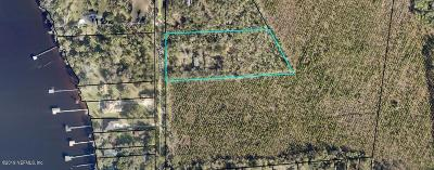 St. Johns County Residential Lots & Land For Sale: 7990 Colee Cove Rd