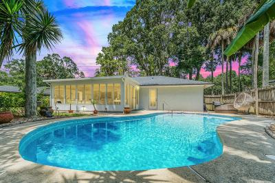Ponte Vedra Single Family Home For Sale: 108 Citrus Ln