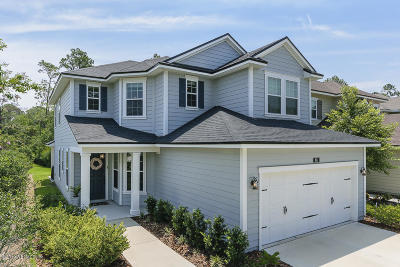 Ponte Vedra Single Family Home For Sale: 81 Bison Trl