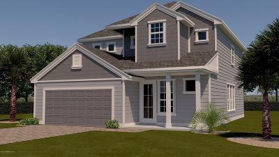 Neptune Beach Single Family Home For Sale: 516 Margaret St