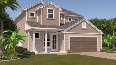 Neptune Beach Single Family Home For Sale: 518 Margaret St
