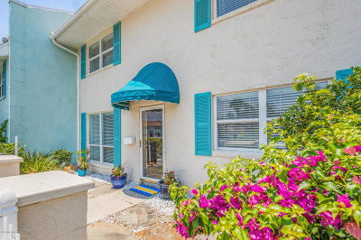 Atlantic Beach Condo For Sale: 2233 Seminole Rd #10