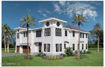 Atlantic Beach, Jacksonville Bc, Neptune Beach, Crescent Beach, Ponte Vedra Bch, St Augustine Bc Single Family Home For Sale: 723 Sherry Dr