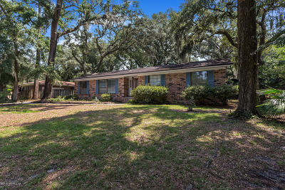 Orange Park, Fleming Island Single Family Home For Sale: 2757 Marquois Dr