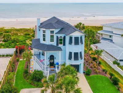 Fernandina Beach FL Single Family Home For Sale: $2,295,000