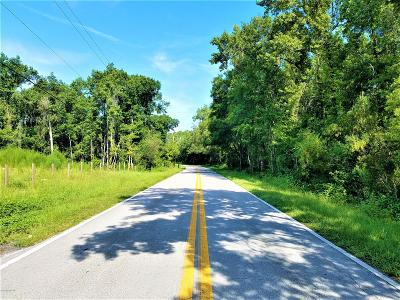 St. Johns County Residential Lots & Land For Sale: 7631 Palmo Fish Camp Rd