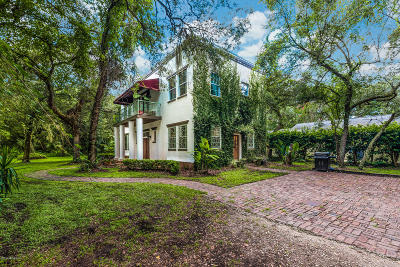 St Augustine Single Family Home For Sale: 35 Hybiscus Ave