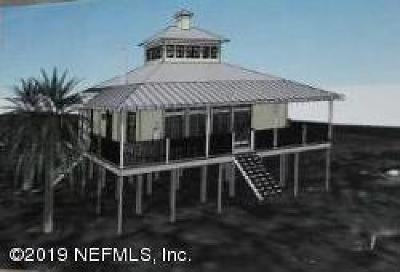 Jacksonville Single Family Home For Sale: 6670 Cedar Point Rd