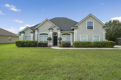 Fleming Island Single Family Home For Sale: 2194 Blue Heron Cove Dr