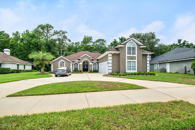Jacksonville Single Family Home For Sale: 3738 Biggin Church Rd W