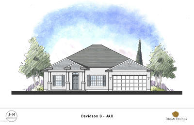 St. Johns County Single Family Home For Sale: 295 Deerfield Meadows Cir