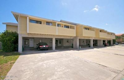 Jacksonville Beach Condo For Sale: 2231 Gordon Ave