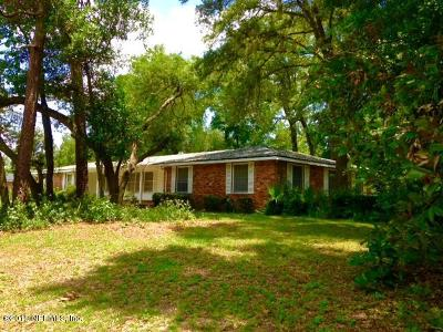 Single Family Home For Sale: 987 Townsend Blvd