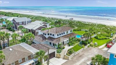 Neptune Beach Single Family Home For Sale: 102 North St
