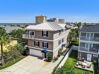Jacksonville Beach Condo For Sale: 135 14th Ave S