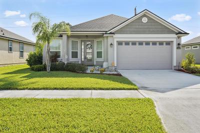 Orange Park Single Family Home For Sale: 4025 Arbor Mill Cir