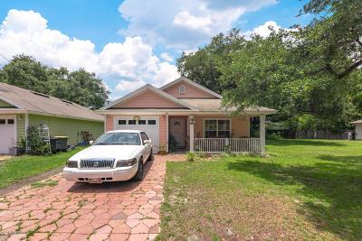 Single Family Home For Sale: 3919 Adirolf Rd