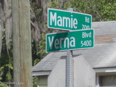 Residential Lots & Land For Sale: Mamie Rd