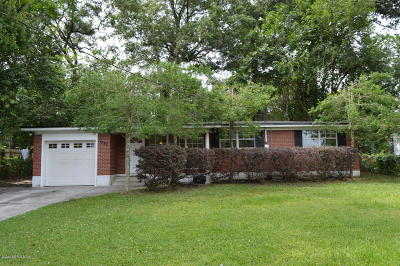 Single Family Home For Sale: 7840 Hare Ave