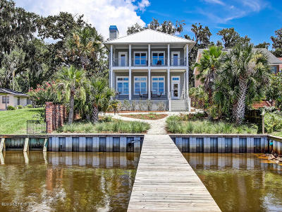 Jacksonville Single Family Home For Sale: 3934 McGirts Blvd