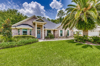 Jacksonville Single Family Home For Sale: 8658 Autumn Green Dr