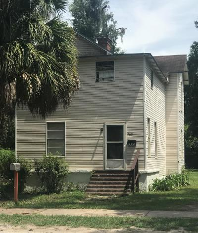 Green Cove Springs Single Family Home For Sale: 709 Houston St