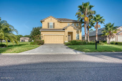 Yellow Bluff Landing Single Family Home For Sale: 16318 Tisons Bluff Rd