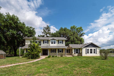 Single Family Home For Sale: 13193 NW 97th Pl