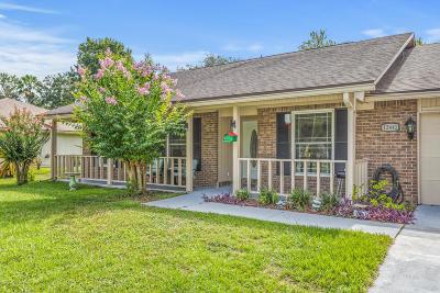 Jacksonville FL Single Family Home For Sale: $299,000