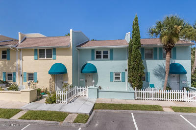 Atlantic Beach Condo For Sale: 2233 Seminole Rd #3