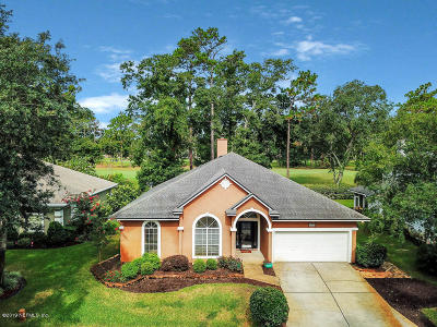 Jacksonville Single Family Home For Sale: 4082 Richmond Park Dr E