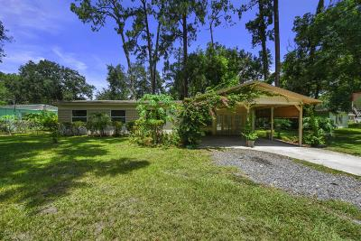 Single Family Home For Sale: 3427 Rodney Ln