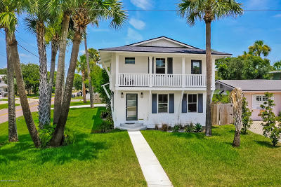 Atlantic Beach Single Family Home For Sale: 1303 Ocean Blvd