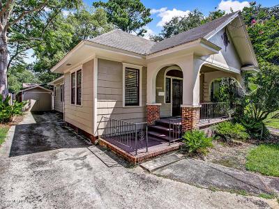 Single Family Home For Sale: 2901 Olga Pl