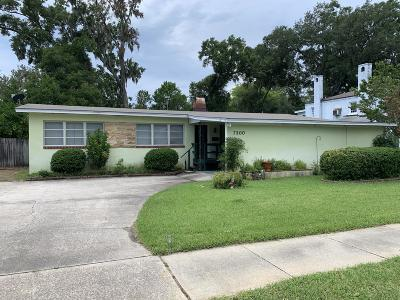 Jacksonville Single Family Home For Sale: 7300 San Jose Blvd