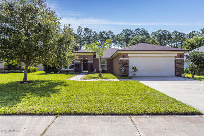 St. Johns County Single Family Home For Sale: 4536 Golf Ridge Dr
