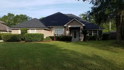 Jacksonville Single Family Home For Sale: 12754 Camellia Bay Dr W