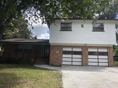 Jacksonville Single Family Home For Sale: 6015 Caprice Dr