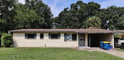 Jacksonville Single Family Home For Sale: 6718 Cavalier Rd