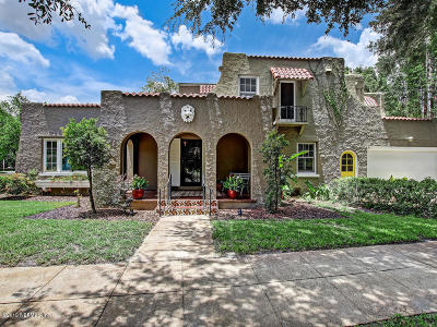 Single Family Home For Sale: 1537 Avondale Ave