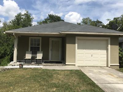 Jacksonville Single Family Home For Sale: 1257 Homard Pl
