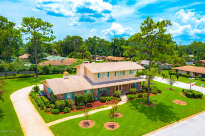 Jacksonville Single Family Home For Sale: 6808 Simca Dr