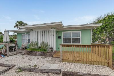 Jacksonville Beach Multi Family Home For Sale: 422 & 424 4th Ave N