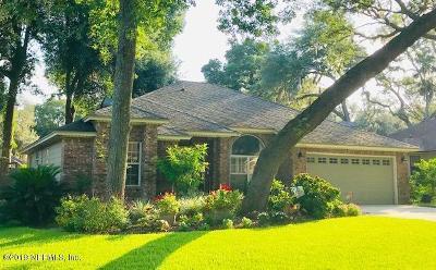 Jacksonville Single Family Home For Sale: 10909 Berkshire Ln